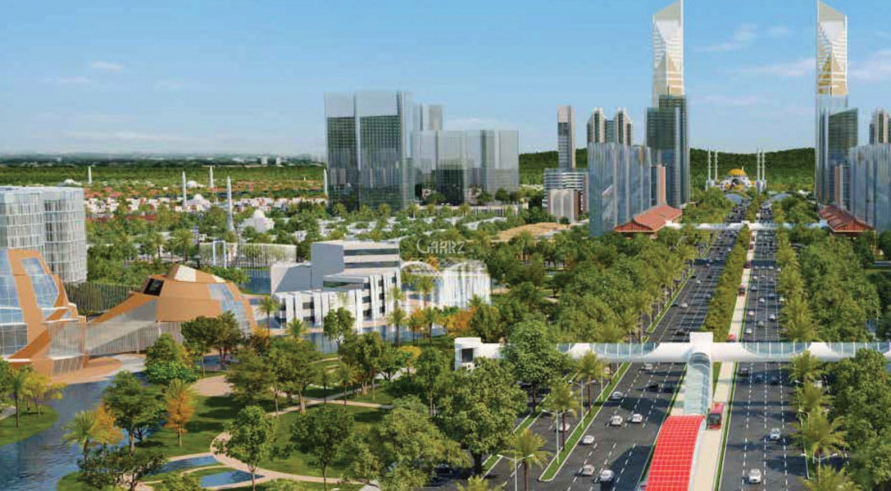 Prestige Smart City Plots