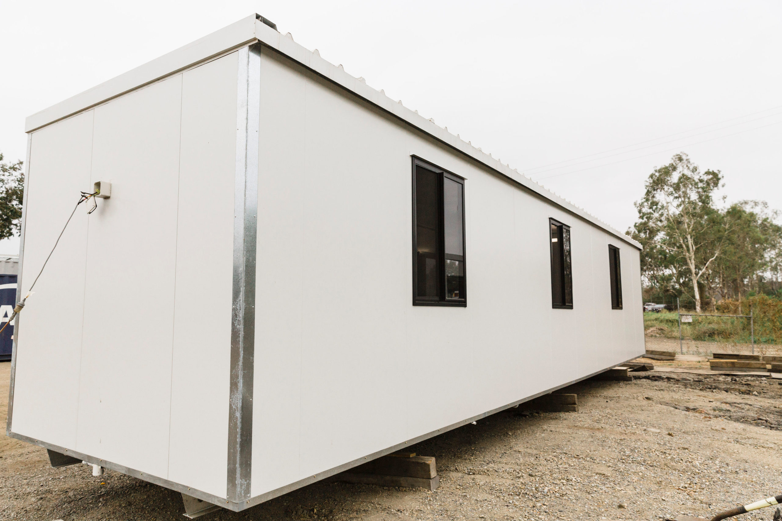 Specialised Transportable Buildings